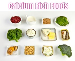 Calcium-Rich-Foods